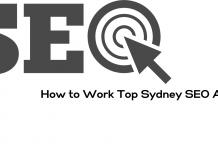How to Work Top Sydney SEO Agency