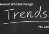 The Newest trends Website Design